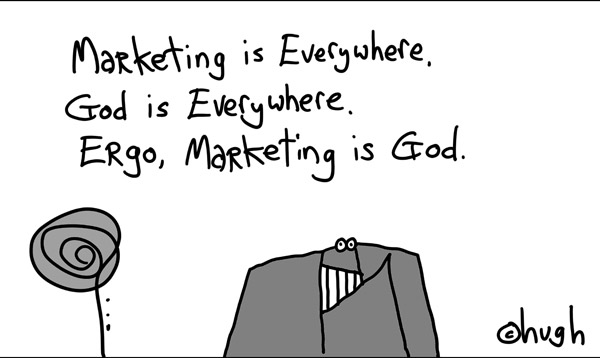 marketing-is-god