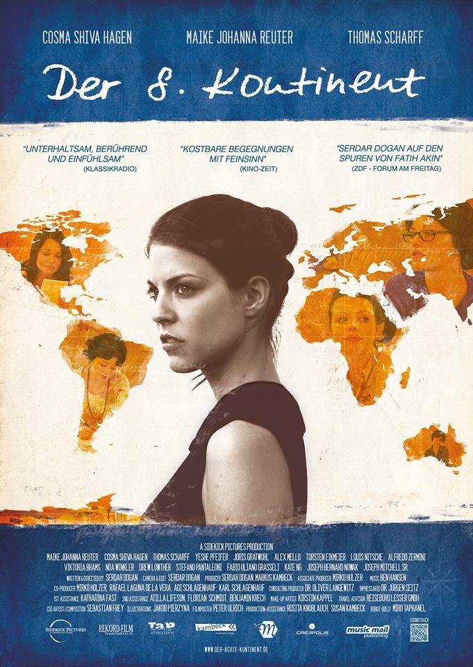 Plakat der 8. Kontinent