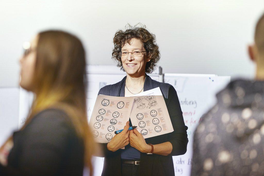 SENSE projekt project Annette Gisevius professor Karlshochschule