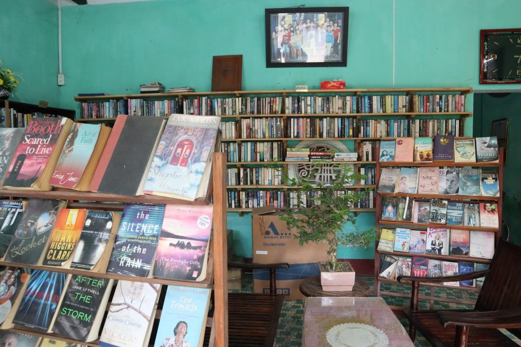 World Bookshop in Hoi An Ancient Town