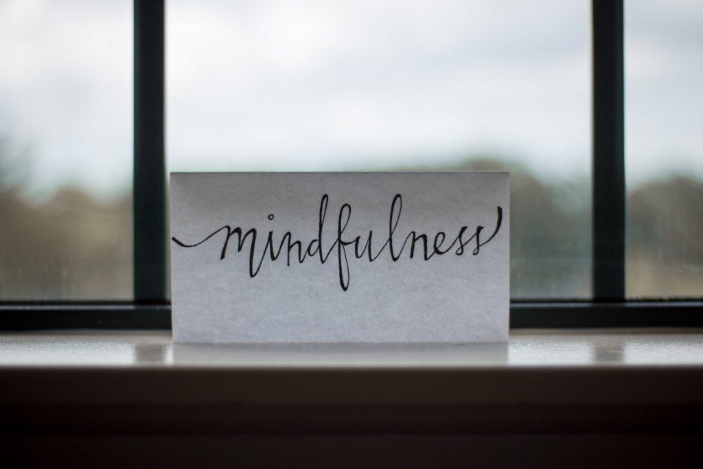 mental health and wellness needs mindfulness