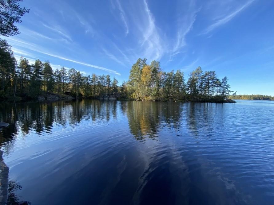 Finland's idyllic nature
